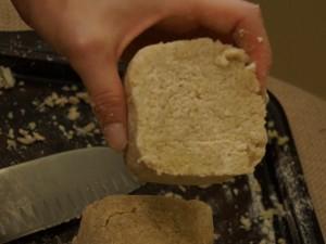 Chestnut Gnocchi Dough