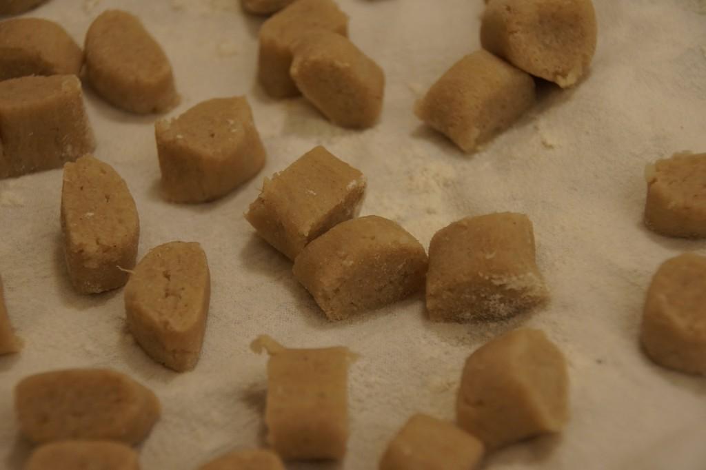 Chestnut Flour & Potato Gnocchi