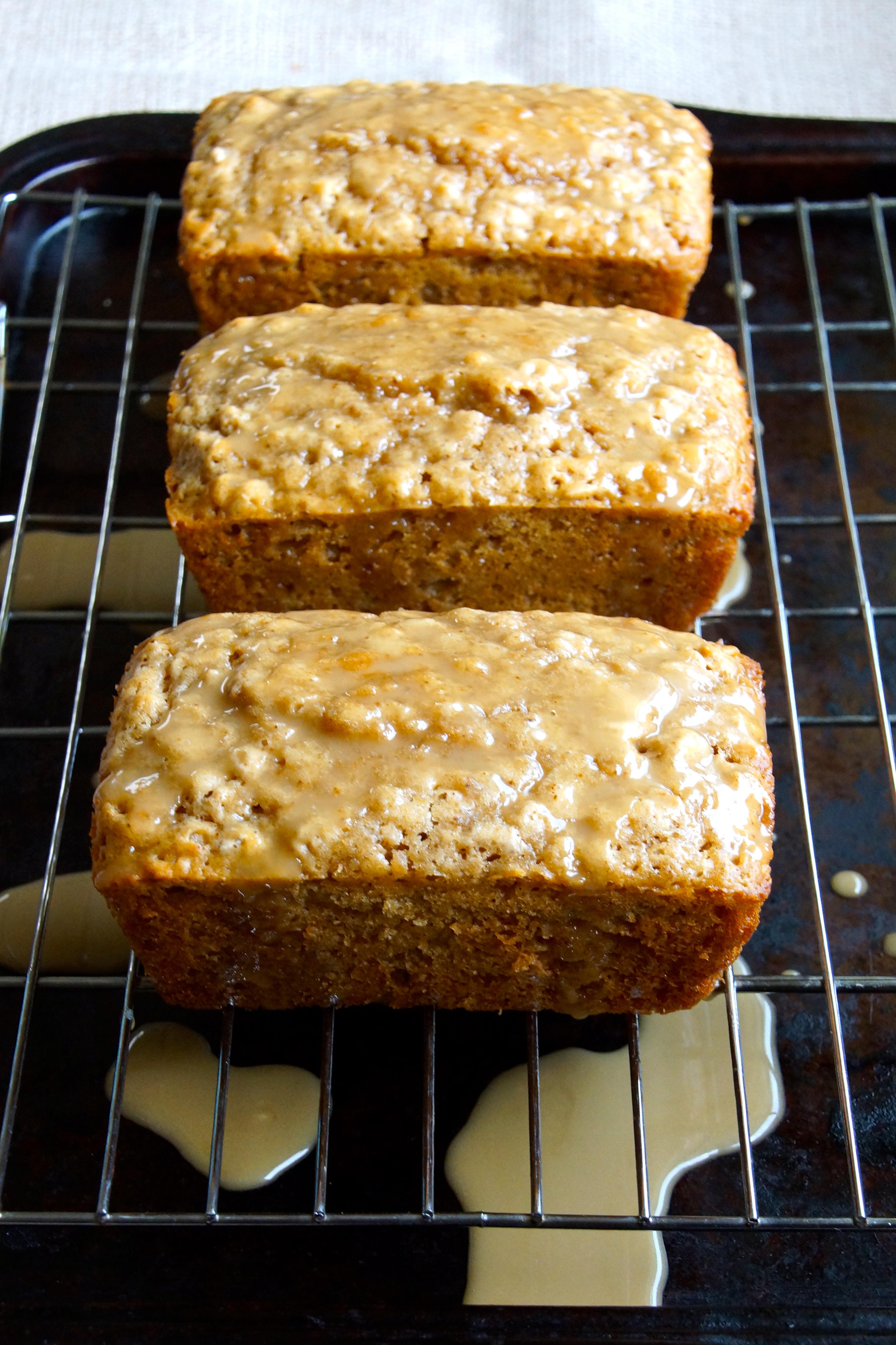 Scotch-Maple-Oat Bread