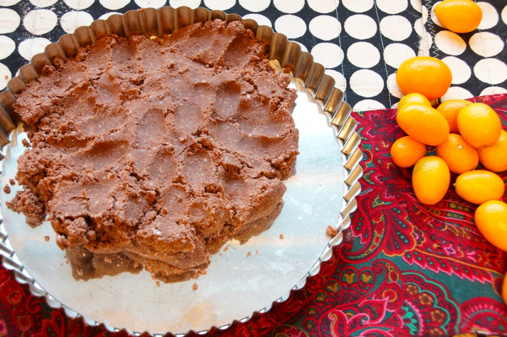 Spiced Chocolate Tart Crust