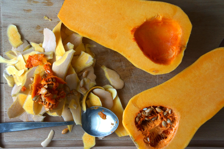 Butternut Squash, Leek & Brie Galette