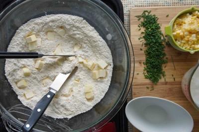 Cutting in Butter