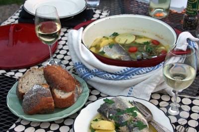 Gregada Fish Stew