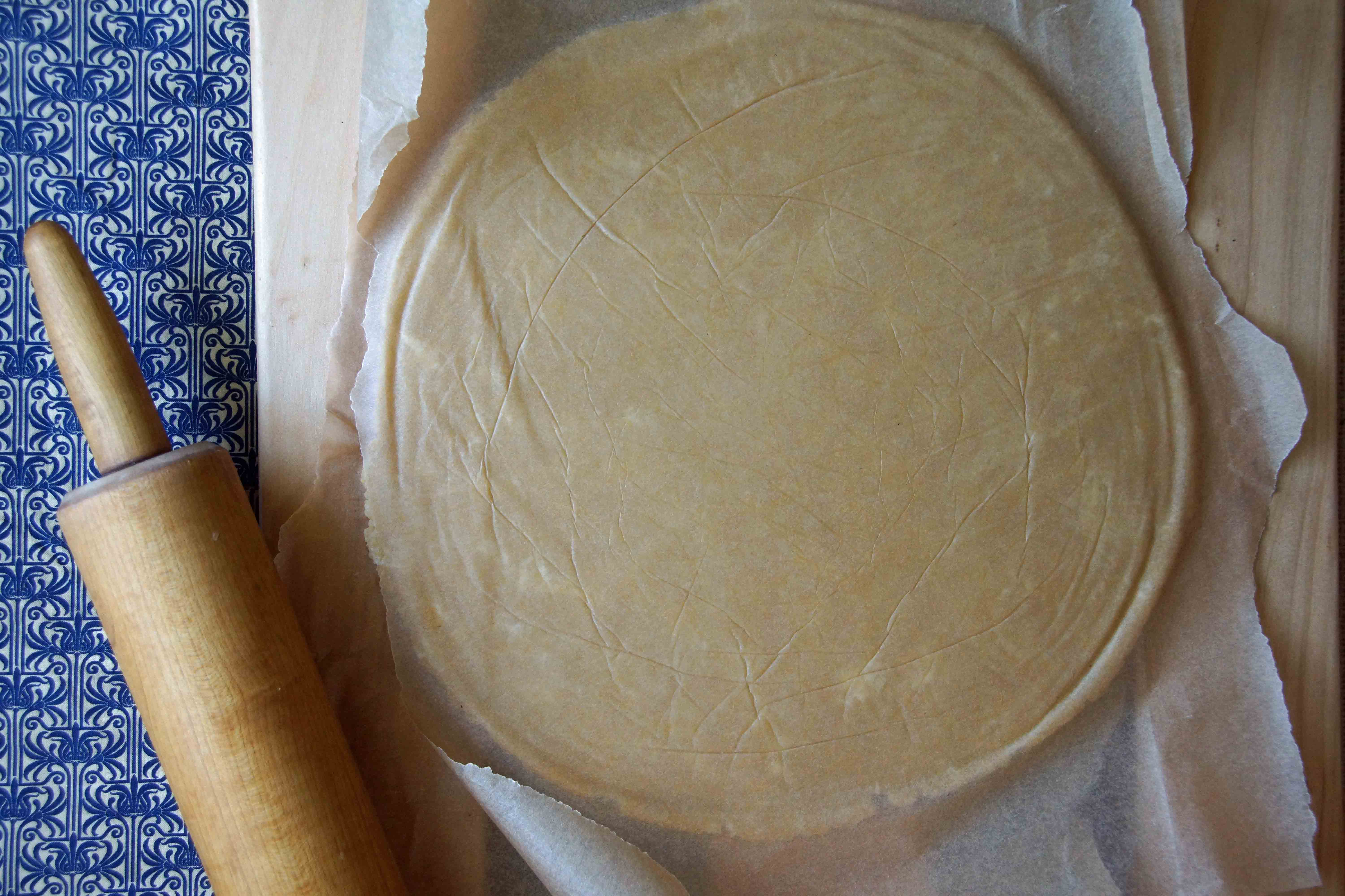 Rolled Tart Dough