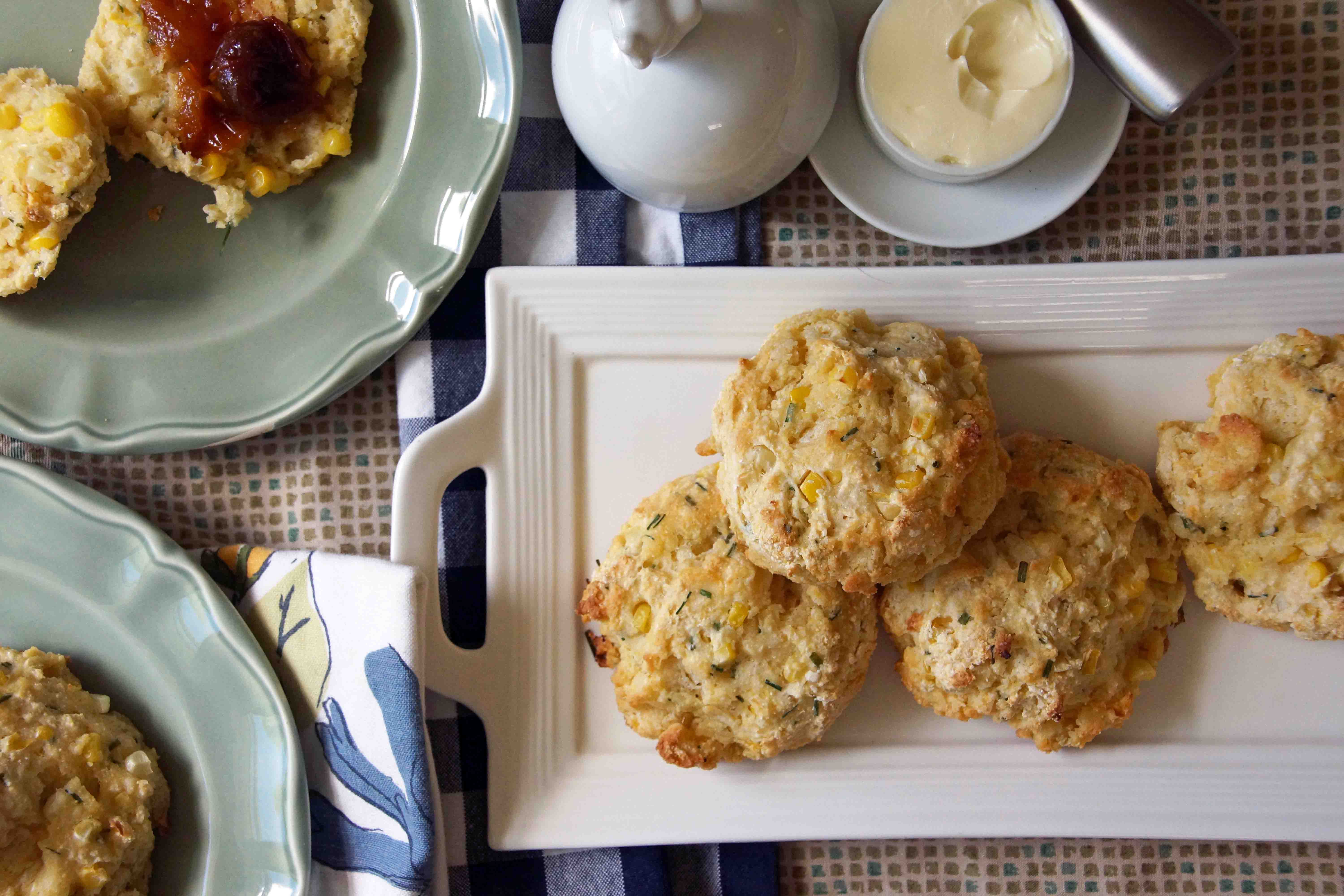 Sweet Corn Biscuits Recipes — Dishmaps