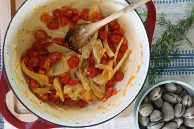 Tomatoes, Fennel & Tarragon