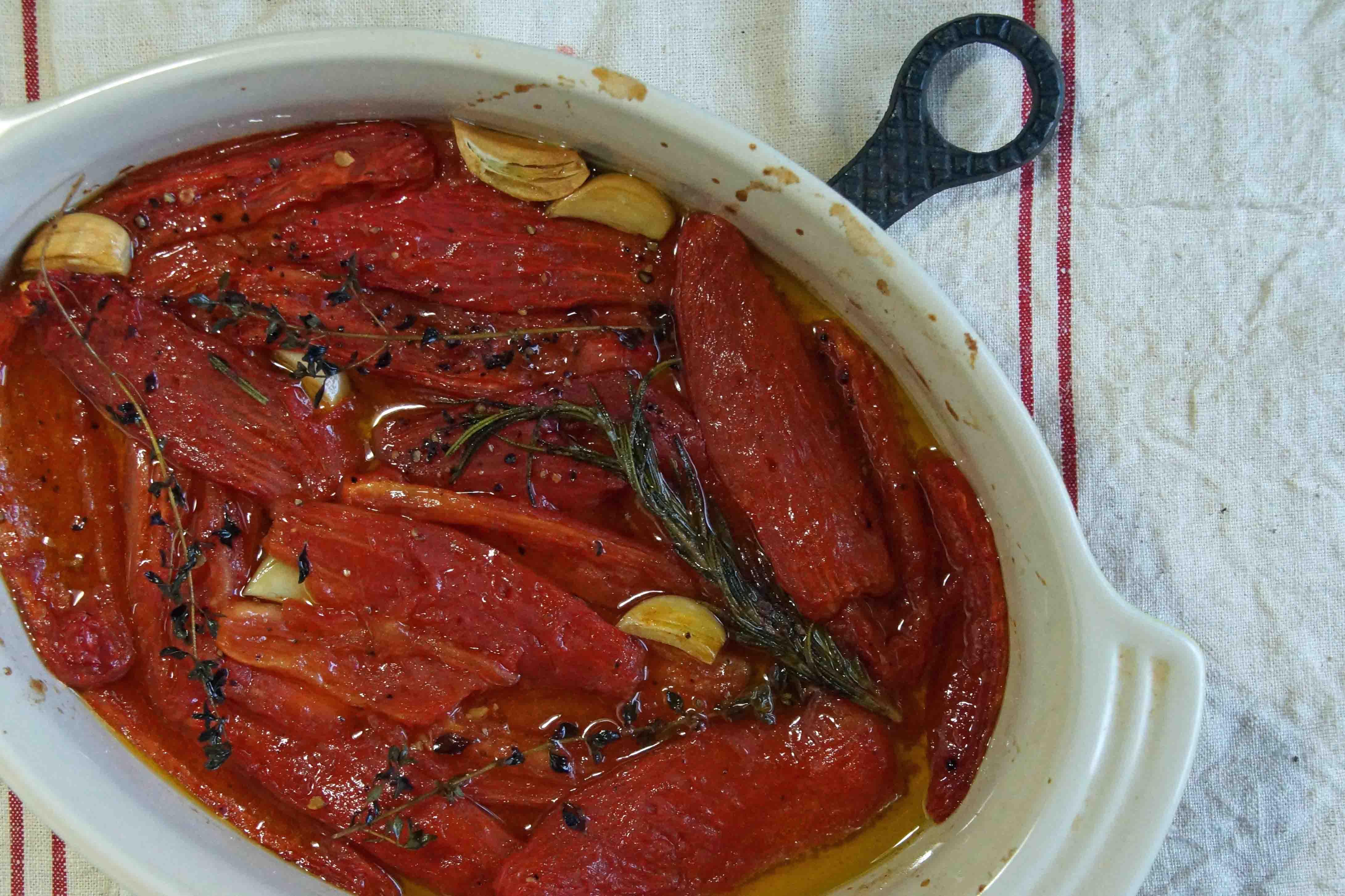 Tomato Confit | strawberryplum