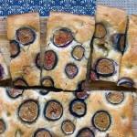 Fig & Rosemary Schiacciata