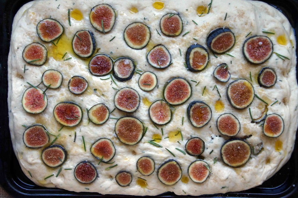 Fig Schiacciata (Ready to Bake)
