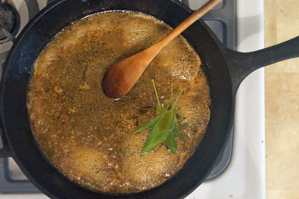Pan Sauce For Roasted Chicken Recipe — Dishmaps