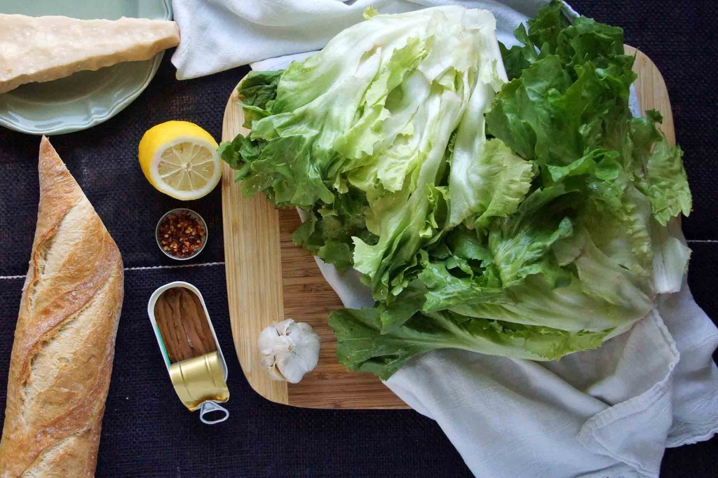 Escarole Soup Ingredients