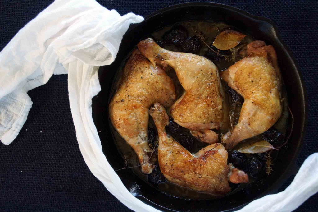Braised Chicken Legs