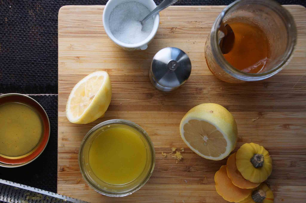 Lemon-Honey Vinaigrette