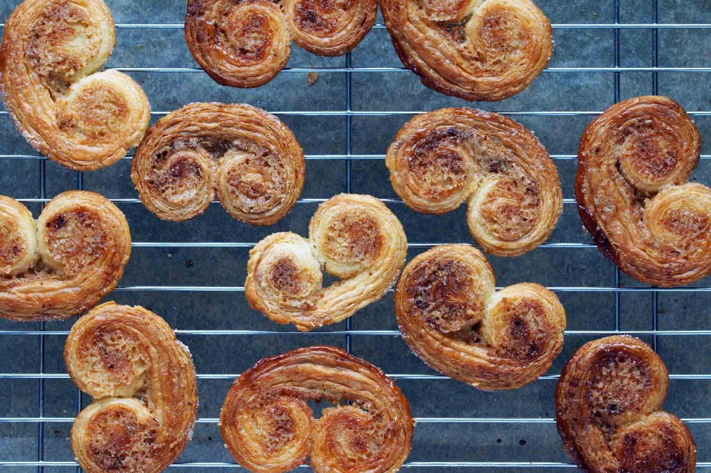 Cardamom, Ginger & Orange Palmiers | strawberryplum