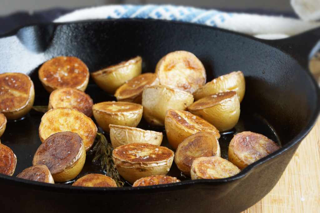 Creamy-Duck-Fat-Roasted-Potatoes