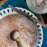 Cherry Marsala Olive Oil Cake